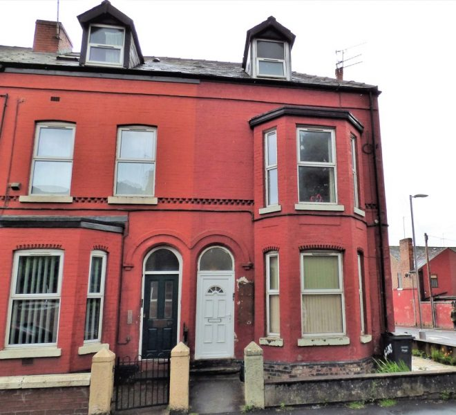 Ground Floor Flat in Salford
