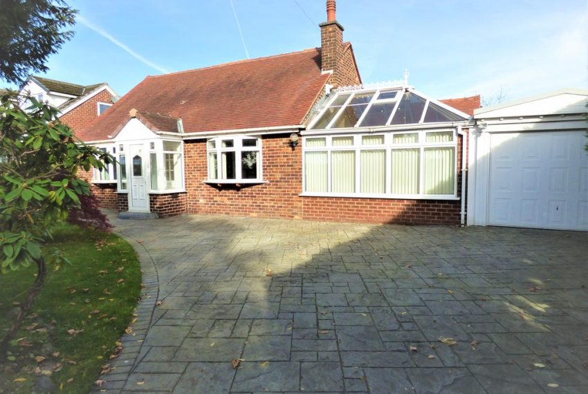 Detached Bungalow in Altrincham