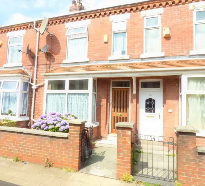 Mid Terraced House in Manchester