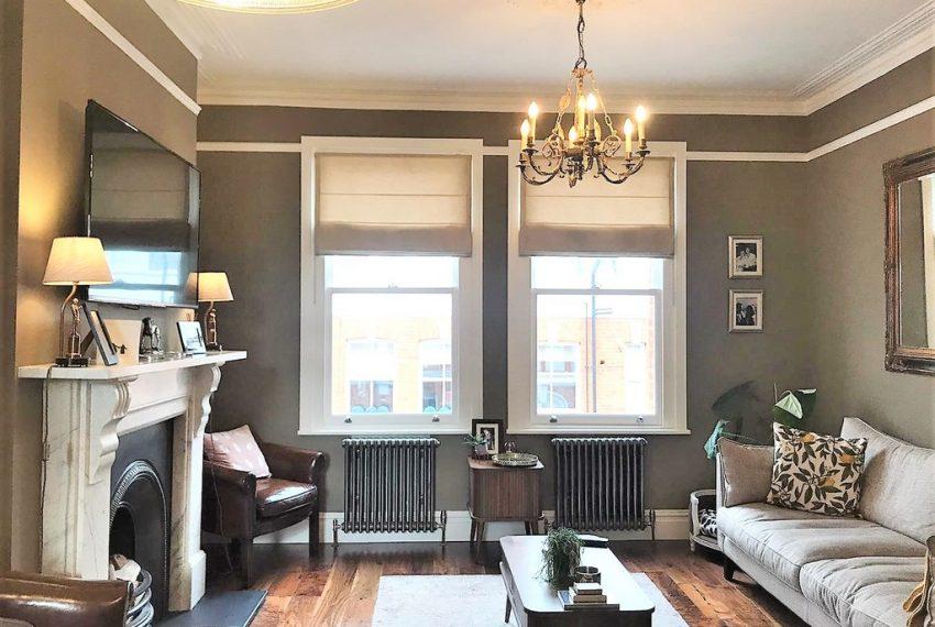 2 Bedroom second floor Apartment in London