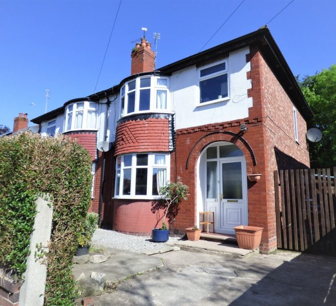Semi-Detached House in Stockport