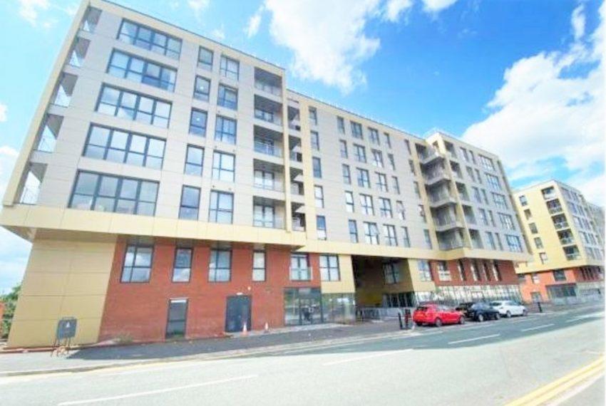 Apartment in Salford